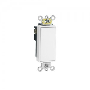 Leviton 5691-2W Rocker Switches