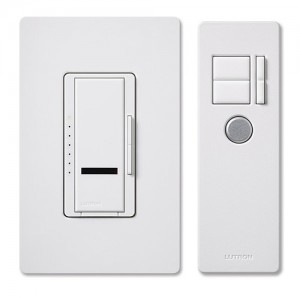 Lutron MIR-600THW-WH Wireless Dimmers