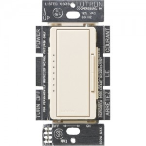 Lutron MSC-1000M-ES Wall Dimmers