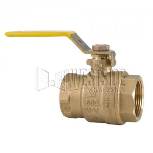 Watts 11/4 FBV-3C Ball Valves