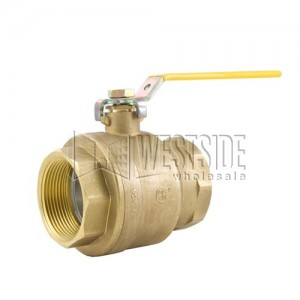 Watts 21/2 FBV-3C Ball Valves