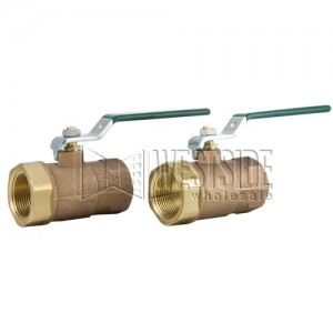 Watts 11/4B 6000M2 Ball Valves