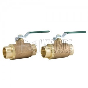 Watts 1 B 6001M2 Ball Valves