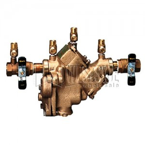 Watts 1 909QT Backflow Preventers