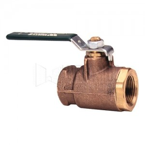 Watts 3 B 6000 Ball Valves