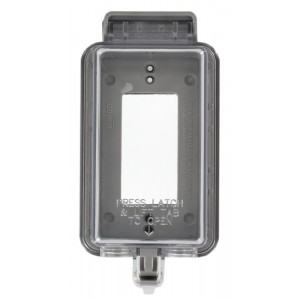 Leviton 5977-CL Weatherproof Electrical Boxes