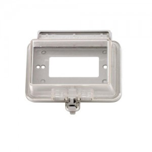 Leviton 5997-CL Weatherproof Electrical Boxes