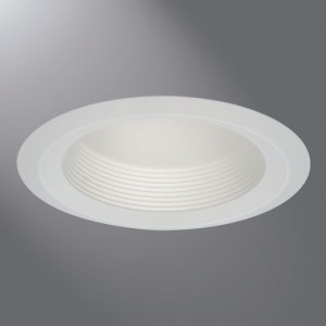 Halo 6126wb recessed lighting trim 6 shallow full cone white halo 6126wb recessed lighting trim 6 shallow full cone white baffle white self flange ring aloadofball Images