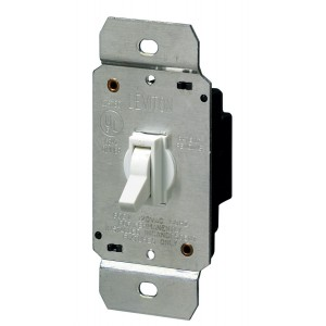 Leviton 6641-W Wall Dimmers