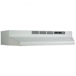 Broan F403001 Under-Cabinet Range Hoods