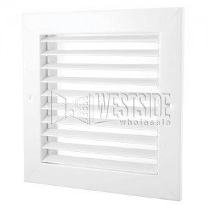 Hart & Cooley 94A 8x8 W Ventilation Grilles