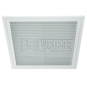 Hart & Cooley 96AFB 24x24 W Air Return Grilles