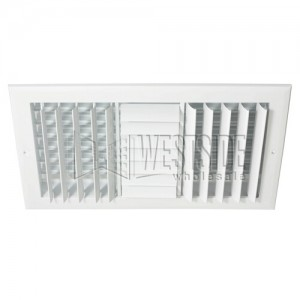 Hart & Cooley A613MS 14x8 W HVAC Registers