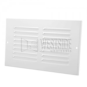 Hart & Cooley 672 8x4 W Ventilation Grilles