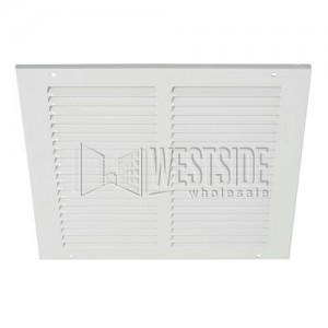Hart & Cooley 672 10x10 W Air Return Grilles