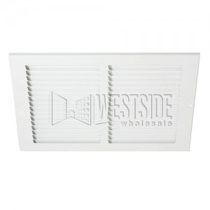 Hart & Cooley 672 12x8 W Air Return Grilles