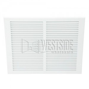 Hart & Cooley 672 14x14 W Ventilation Grilles