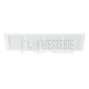 Hart & Cooley 672 24x6 W Air Return Grilles