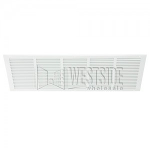 Hart & Cooley 672 30x10 W Air Return Grilles