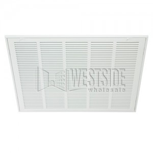 Hart & Cooley 673 25x20 W Ventilation Grilles