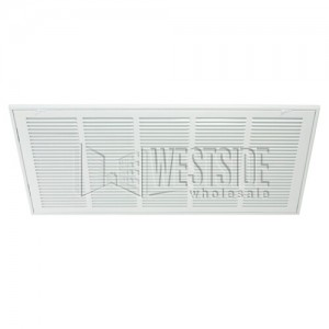 Hart & Cooley 673 30x14 W Air Return Grilles