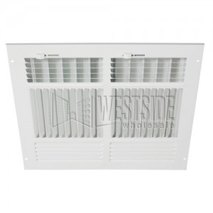 Hart & Cooley 683 12x12 W HVAC Registers