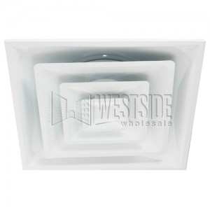 Hart & Cooley FPD3 14 W HVAC Diffusers