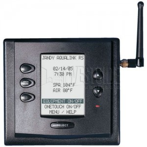 Jandy 8225RLY Pool Control Systems