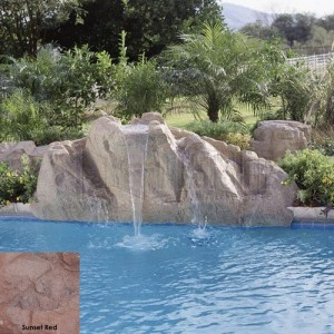 Interfab 4400T-23 Swimming Pool Waterfalls