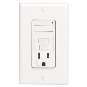 Leviton 7299-NW GFCI Outlets