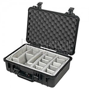 Pelican 1524-BLACK W/PADDED All Purpose Cases