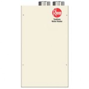 Rheem RTG-74DVP Gas Tankless Water Heaters