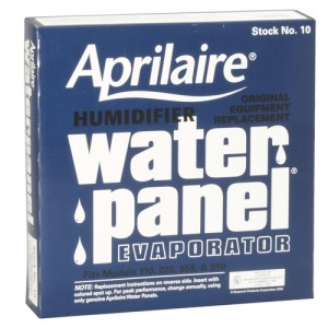 Aprilaire 10 Water Panel Filter