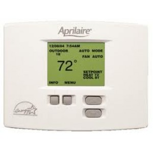Aprilaire 8570 digital thermostat
