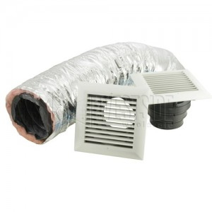 Aprilaire 4857 Ventilation Install Supplies