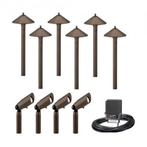 Malibu Lighting 8308 9903 10 Low Voltage Skyline Pro Style Path