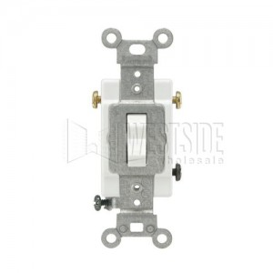 Leviton CS320-2W Toggle Switches