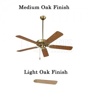 Nutone CFS52PB Ceiling Fan
