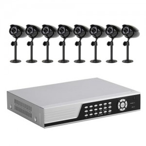 First Alert 8800 Security Camera Systems