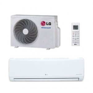 LG LS180HEV Ductless Air Conditioning System