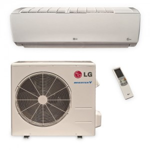 LG LS181HSV3 Ductless Air Conditioning System