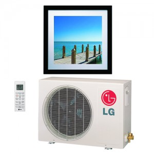 LG LA090HVP Ductless Air Conditioning System