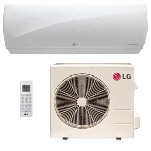 LG LS090HYV Ductless Air Conditioning System