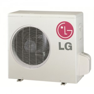 LG LSU121HSV2 Single Zone Ductless Mini Split