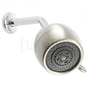 Delta Faucets RP40594SS Fixed-Mount Shower Heads