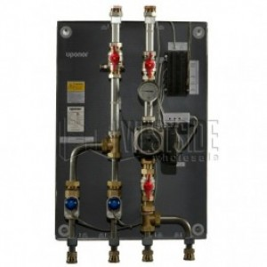 Uponor Wirsbo A3509502 PEX Valves for Heating
