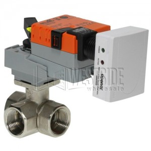 Uponor Wirsbo A9013024 PEX Valves for Heating