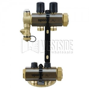 Uponor Wirsbo A2610200 PEX Manifolds for Heating