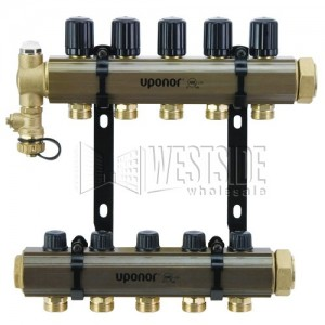 Uponor Wirsbo A2610500 PEX Manifolds for Heating