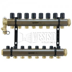 Uponor Wirsbo A2610800 PEX Manifolds for Heating